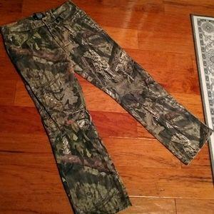 Mossy Oak 34 Camo Pants